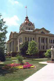 The Brown County Courthouse